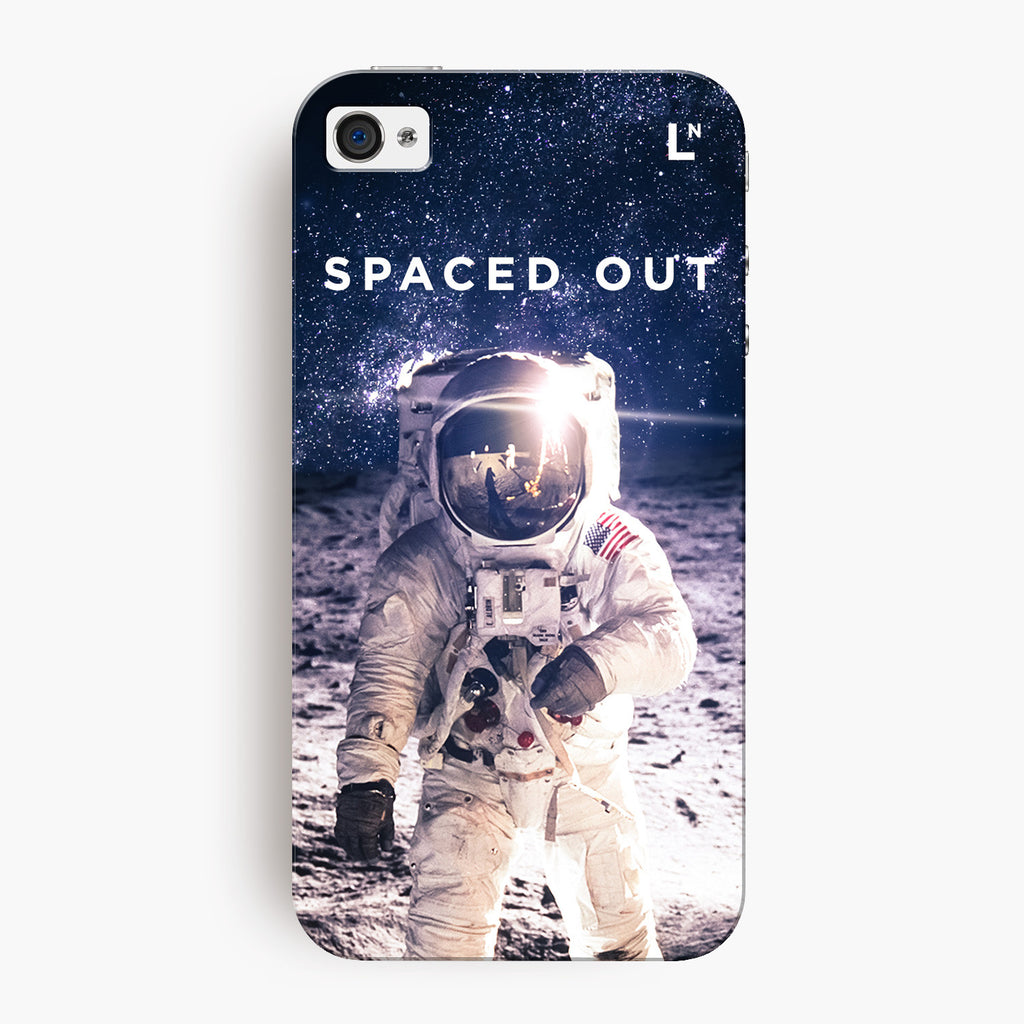 Spaced Out iPhone 4/4S Cover