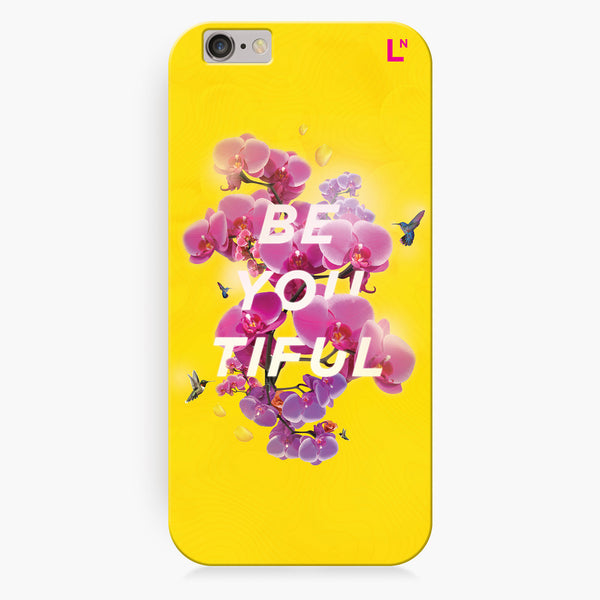 Be-you-tiful iPhone 6/6S/6 plus/6s plus Cover
