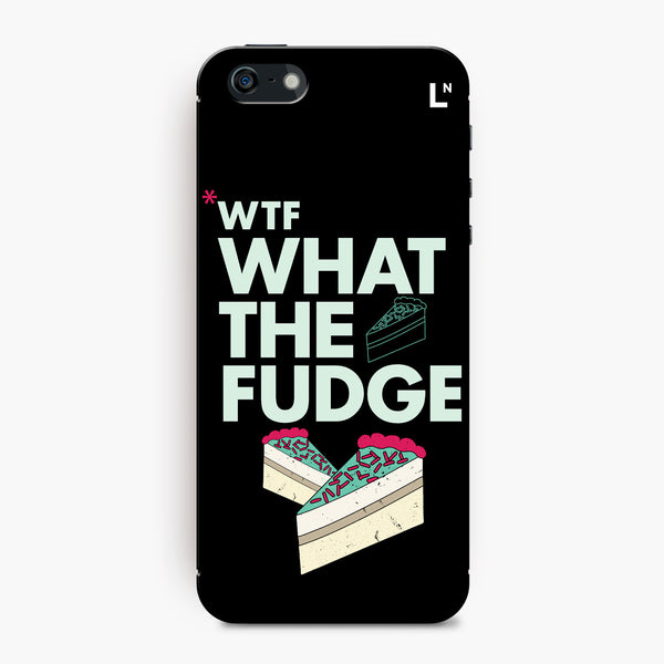 WTF iPhone 5/5s/5c/SE Cover