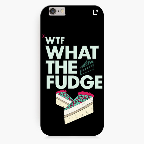 WTF iPhone 7/7 plus Cover
