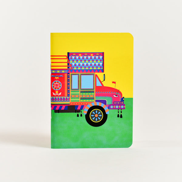 Truck Pocket Notebook