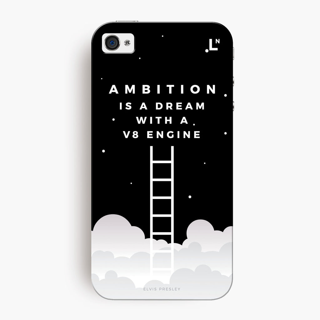 Ambition iPhone 4/4s Cover