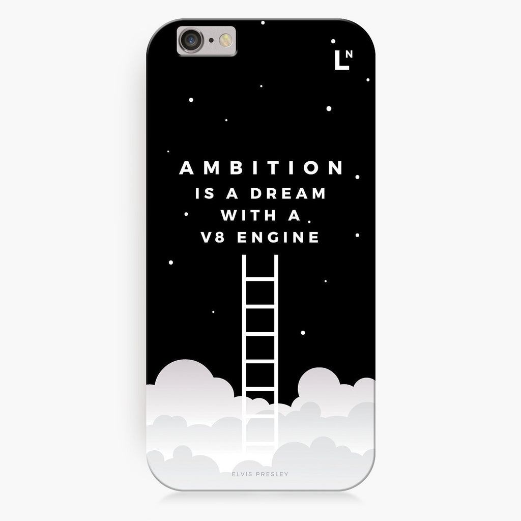 Ambition iPhone 8/8 plus Cover