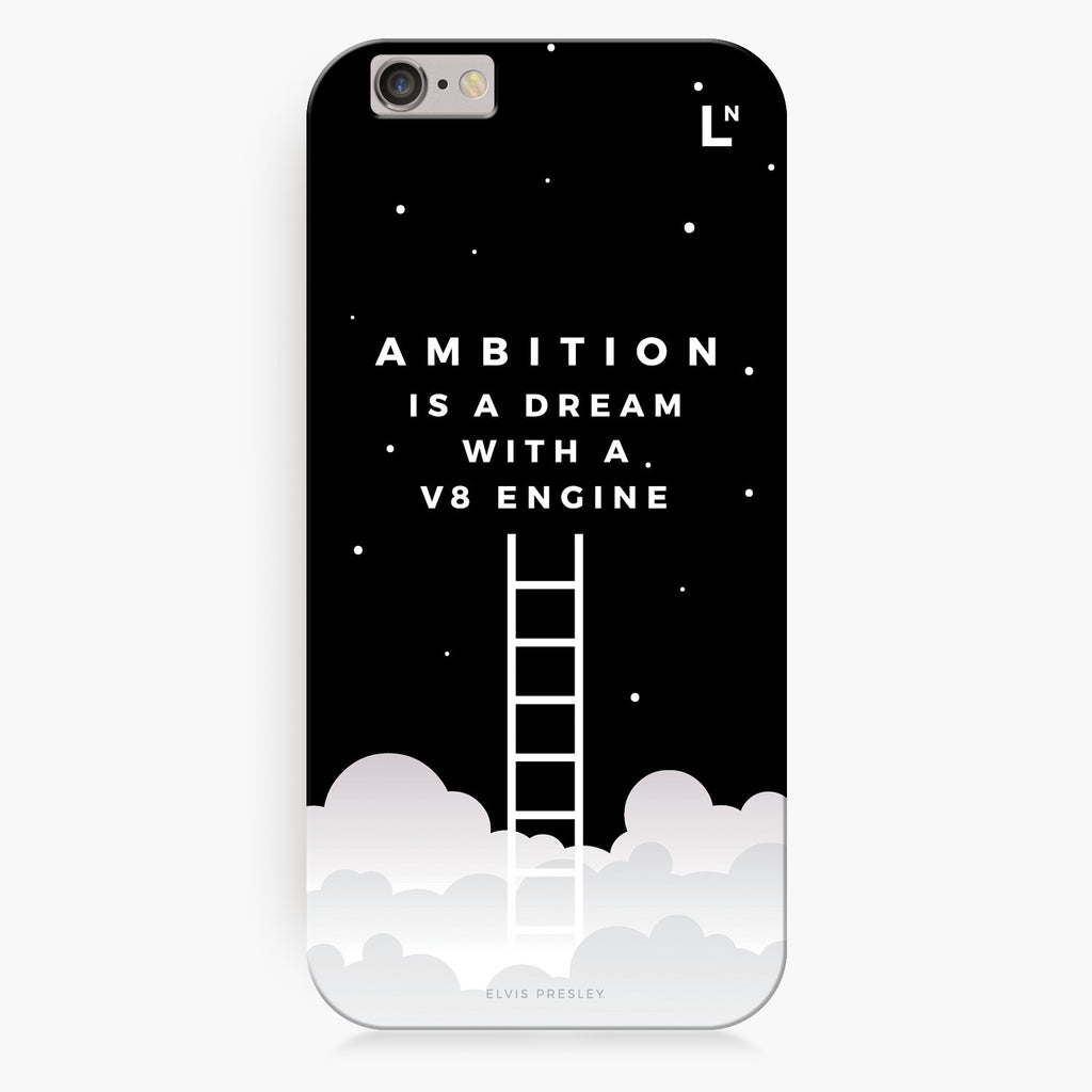 Ambition iPhone 7/7 plus Cover