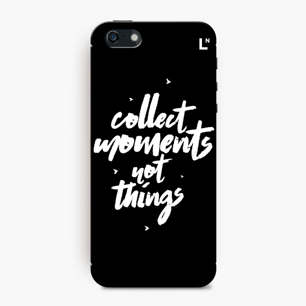 Collect Moments iPhone 5/5s/5c/SE Cover