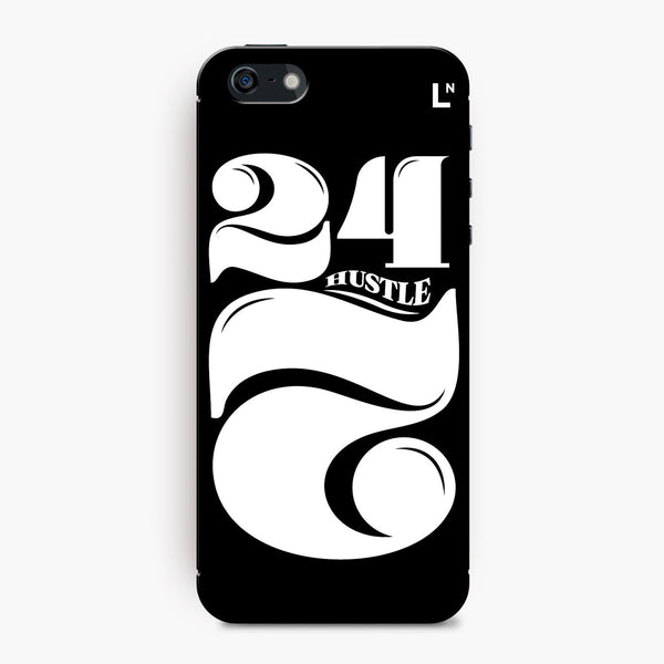 24/7 Hustle iPhone 5/5s/5c/SE Cover
