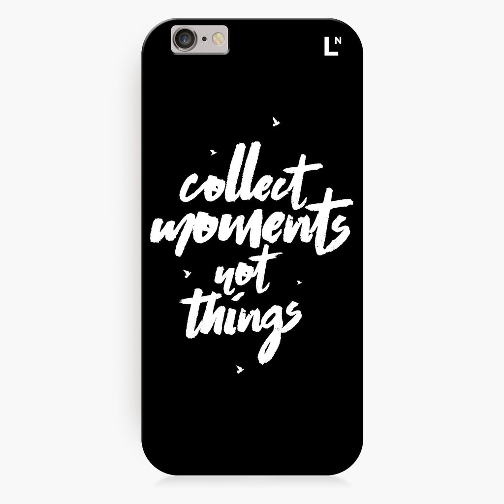 Collect Moments iPhone 6/6S/6 plus/6s plus Cover