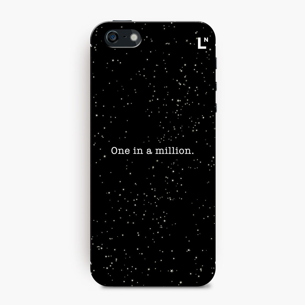 One In a Million iPhone 5/5s/5c/SE Cover