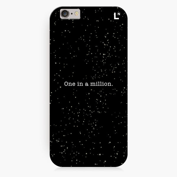 One In a Million iPhone 7/7 plus Cover