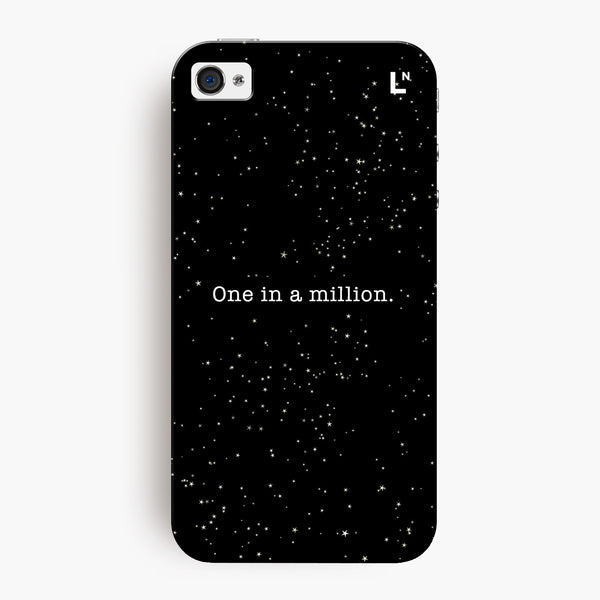 One In a Million iPhone 4/4s Cover