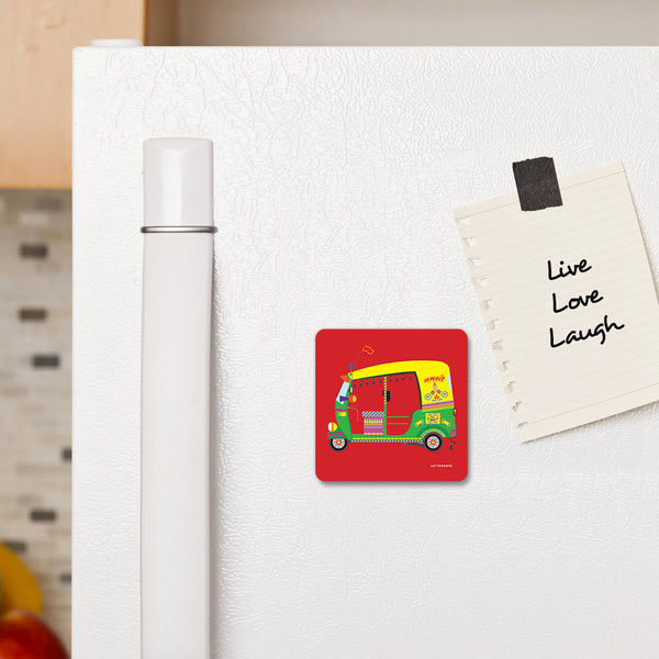 Auto - Fridge Magnet