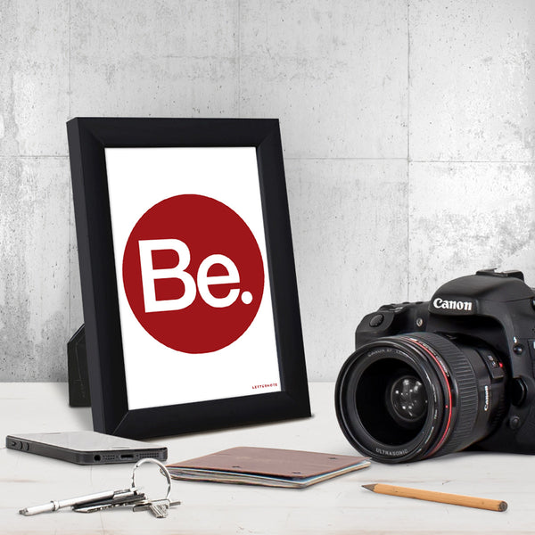 Be Small Frame (5
