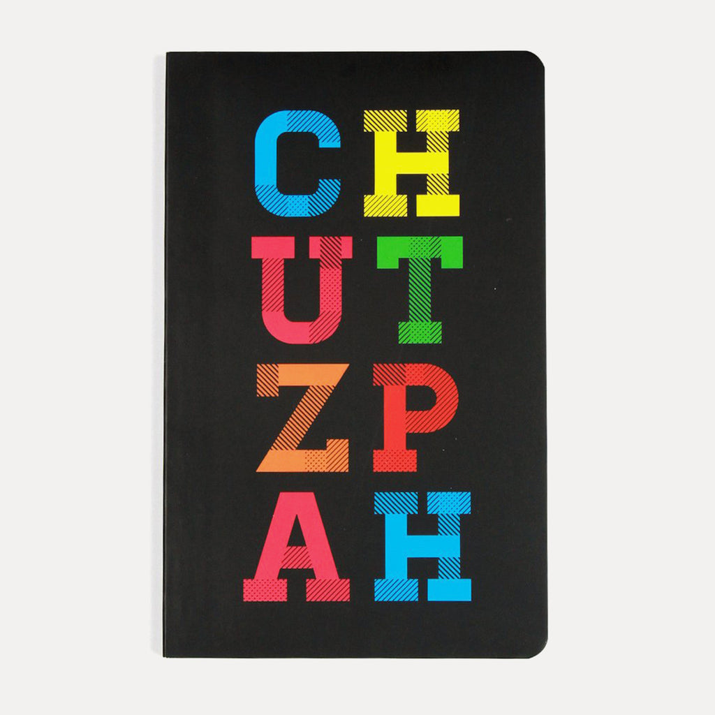 Chutzpah Vivid NoteBook