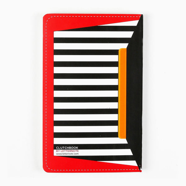 Clutchbook - Black Vivid NoteBook
