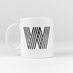 Monogram Coffee Mugs