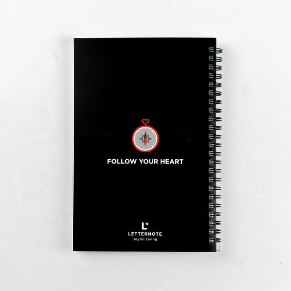 Do No Harm Spiral Notebook - LetterNote - 2
