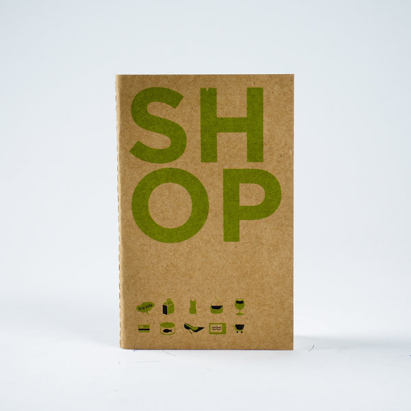 Shop - Kraft Pocket NoteBook