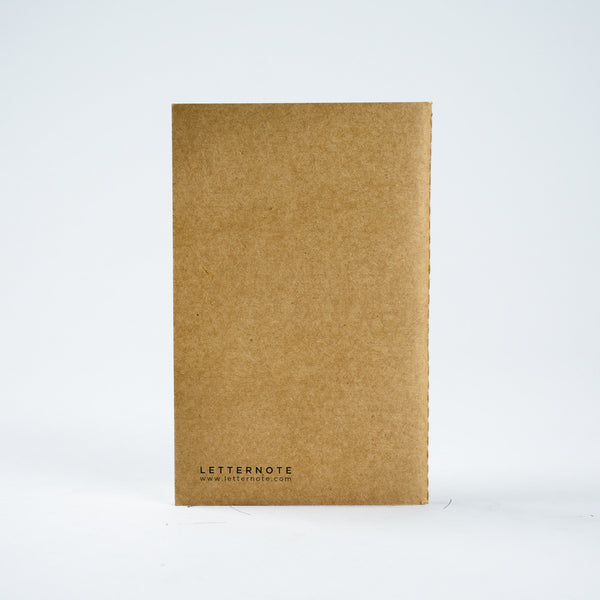 Shop - Kraft Pocket NoteBook - LetterNote - 2