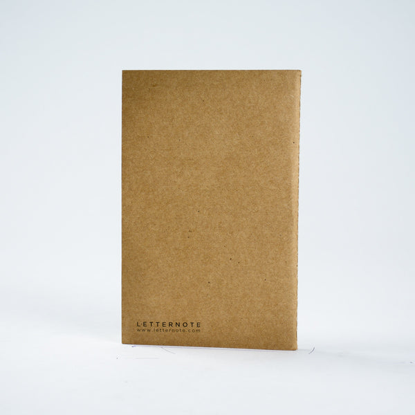 Escape - Kraft Pocket NoteBook - LetterNote - 2