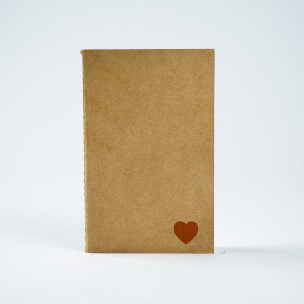 Love - Kraft Pocket NoteBook