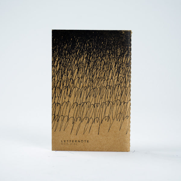 Doodle - Kraft Pocket NoteBook - LetterNote - 2