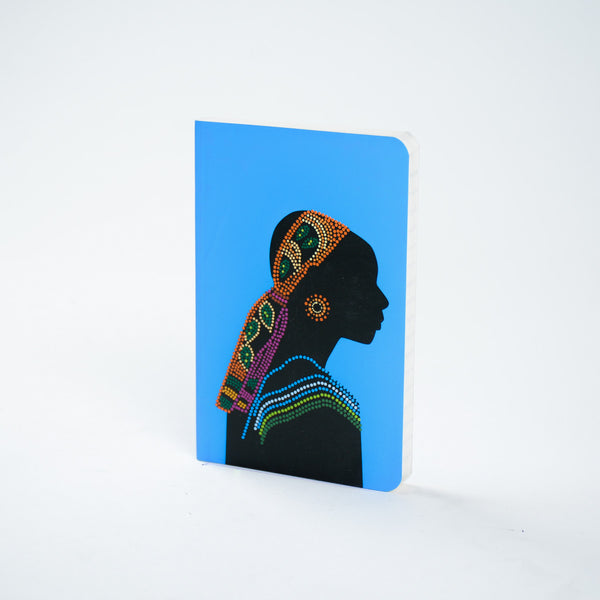 Africa Woman - Vivid Pocket Notebook