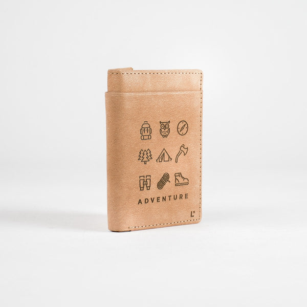 Adventure Mini Wallet - LetterNote - 2