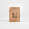 Keep Going Mini Wallet - LetterNote - 1