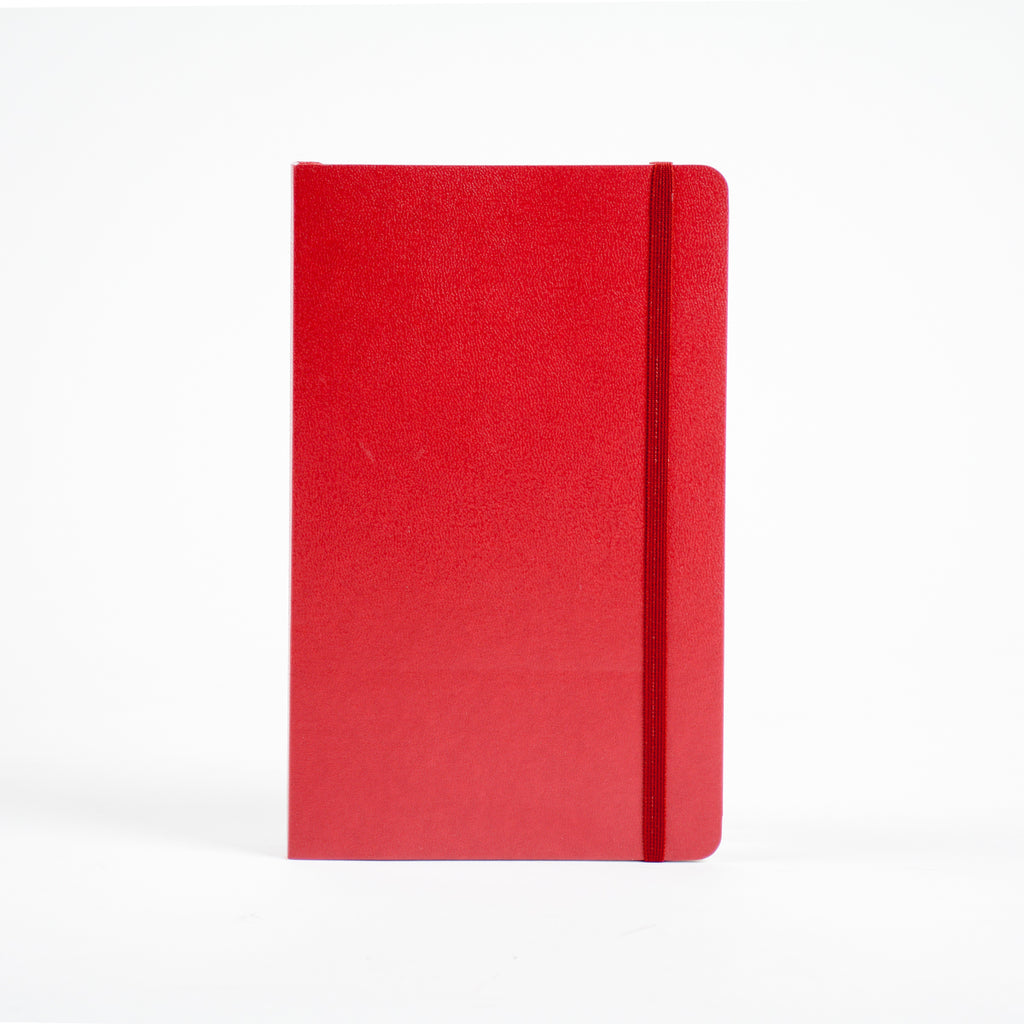 Classic Red Notebook