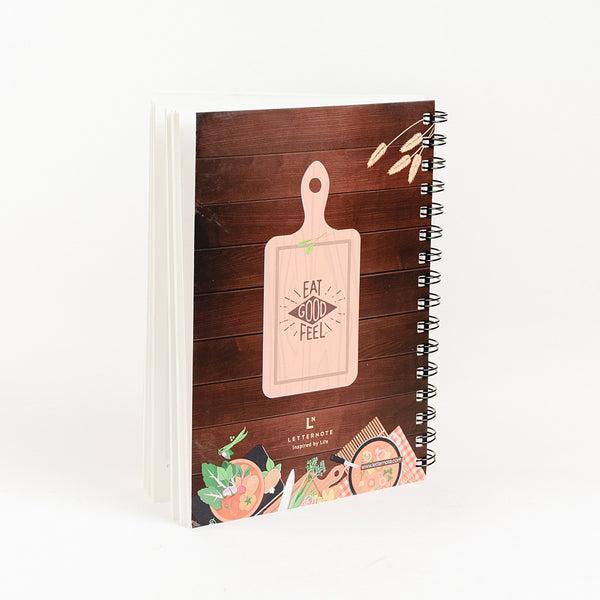Recipe Journal - LetterNote - 2