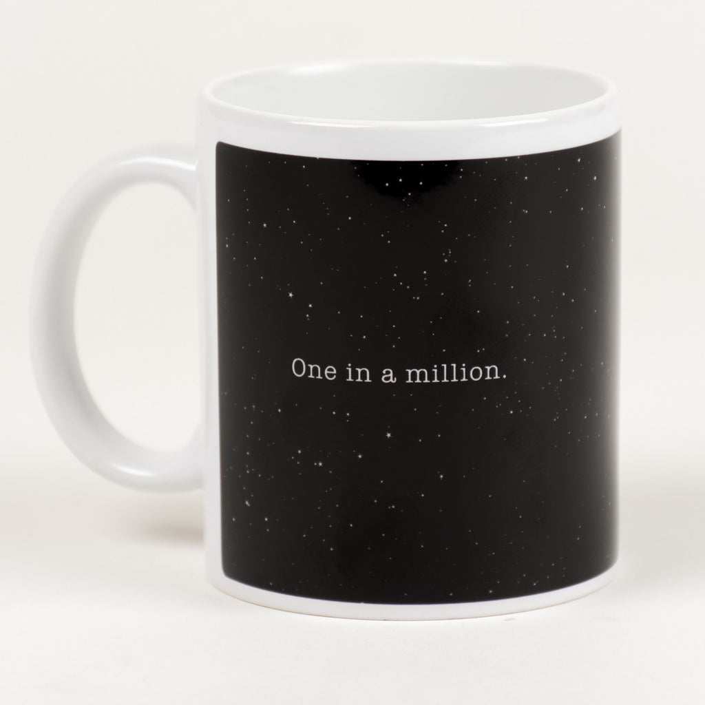 One in Million Mug