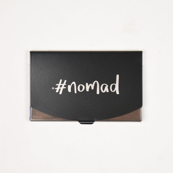 Nomad - Engraved Card Holder