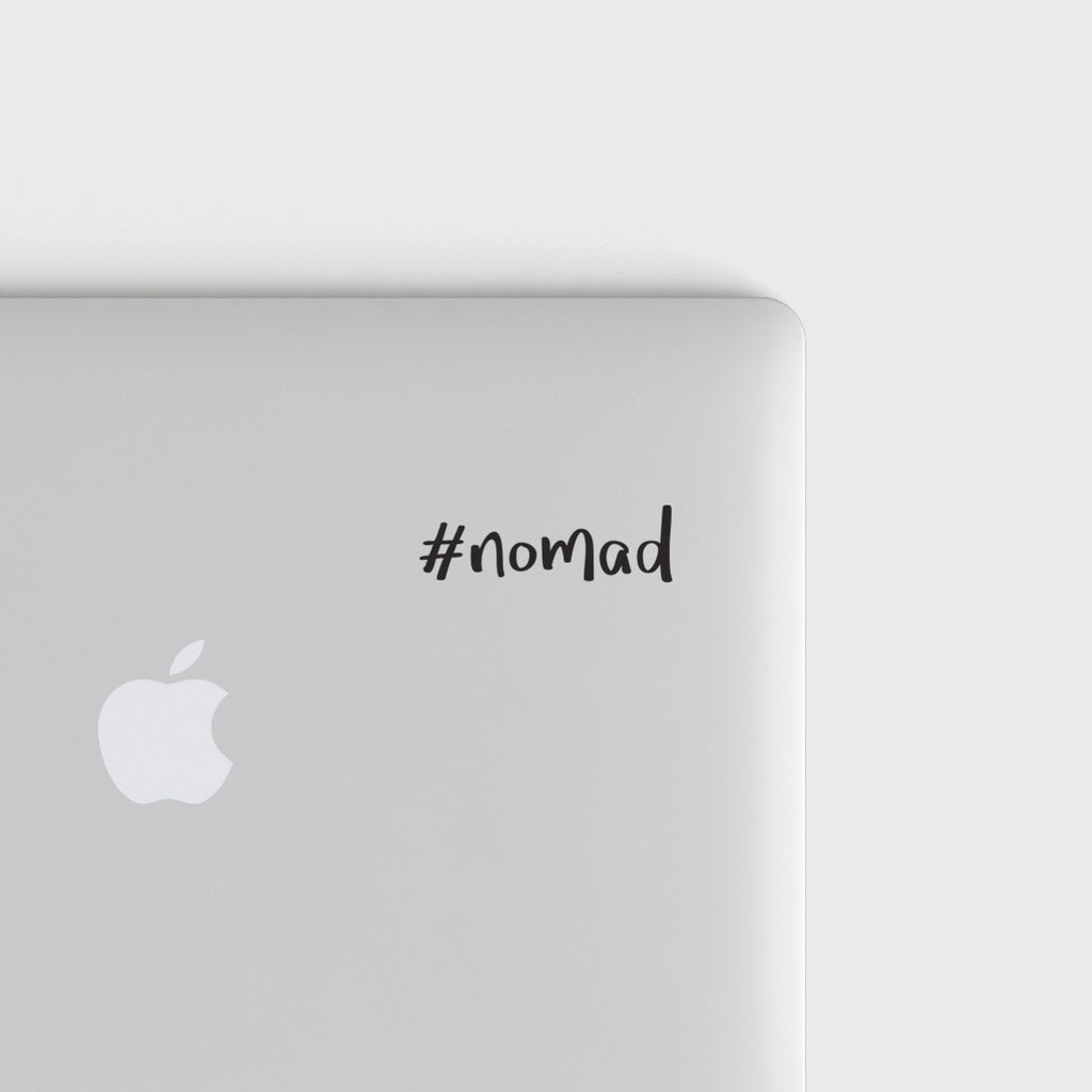 Nomad decal - Black