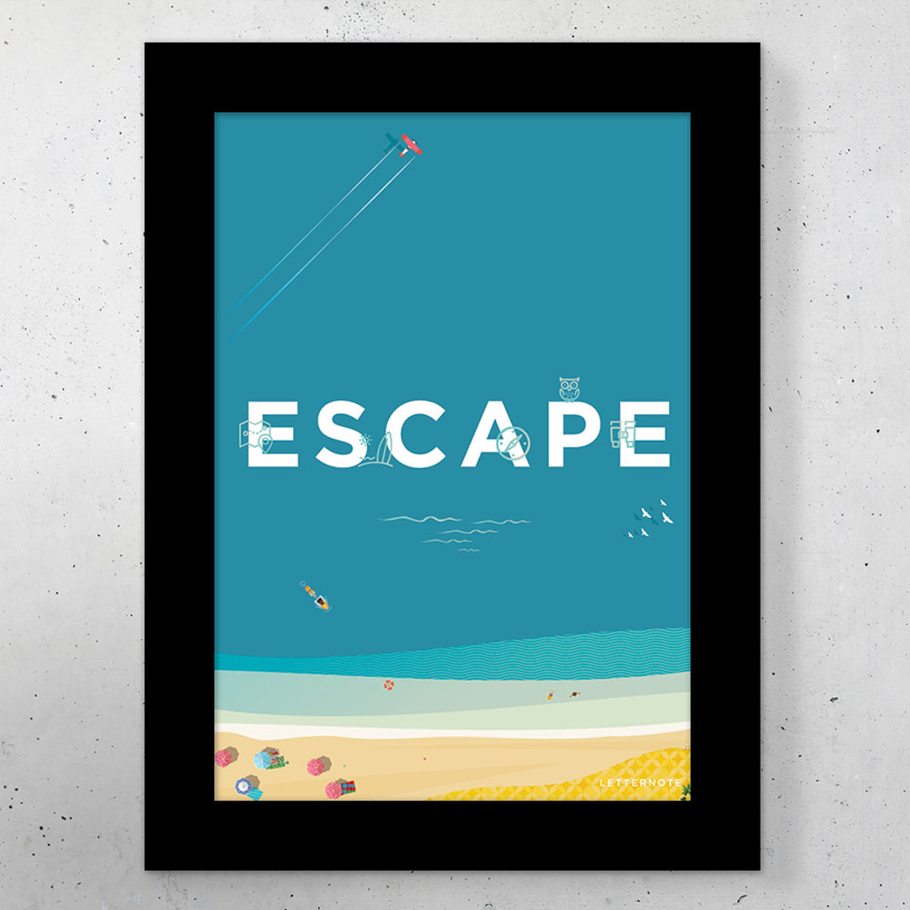 Escape Travel Small Frame (5