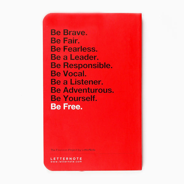 Freedom Vivid NoteBook