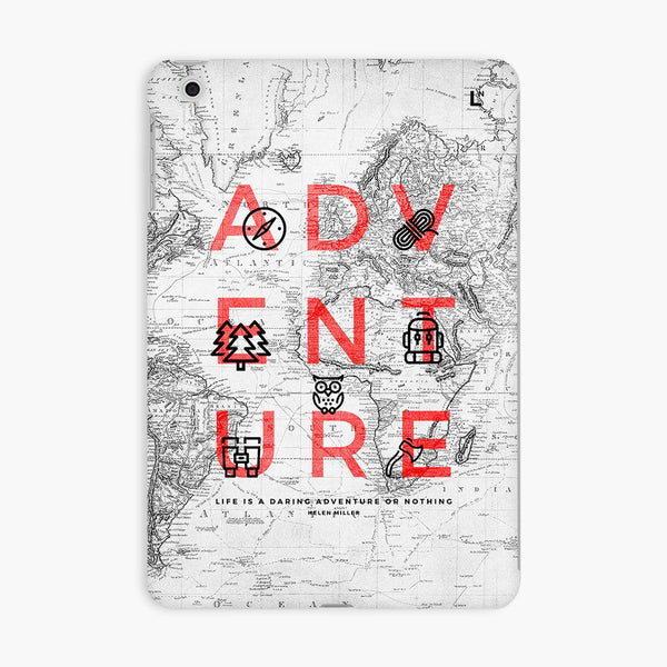 Adventure iPad Mini 2 Cover