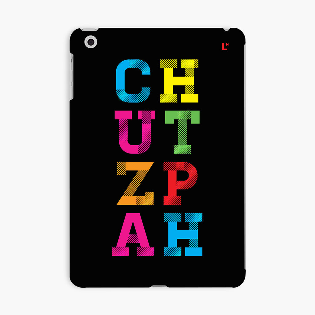 Chutzpah iPad Mini 2 Cover
