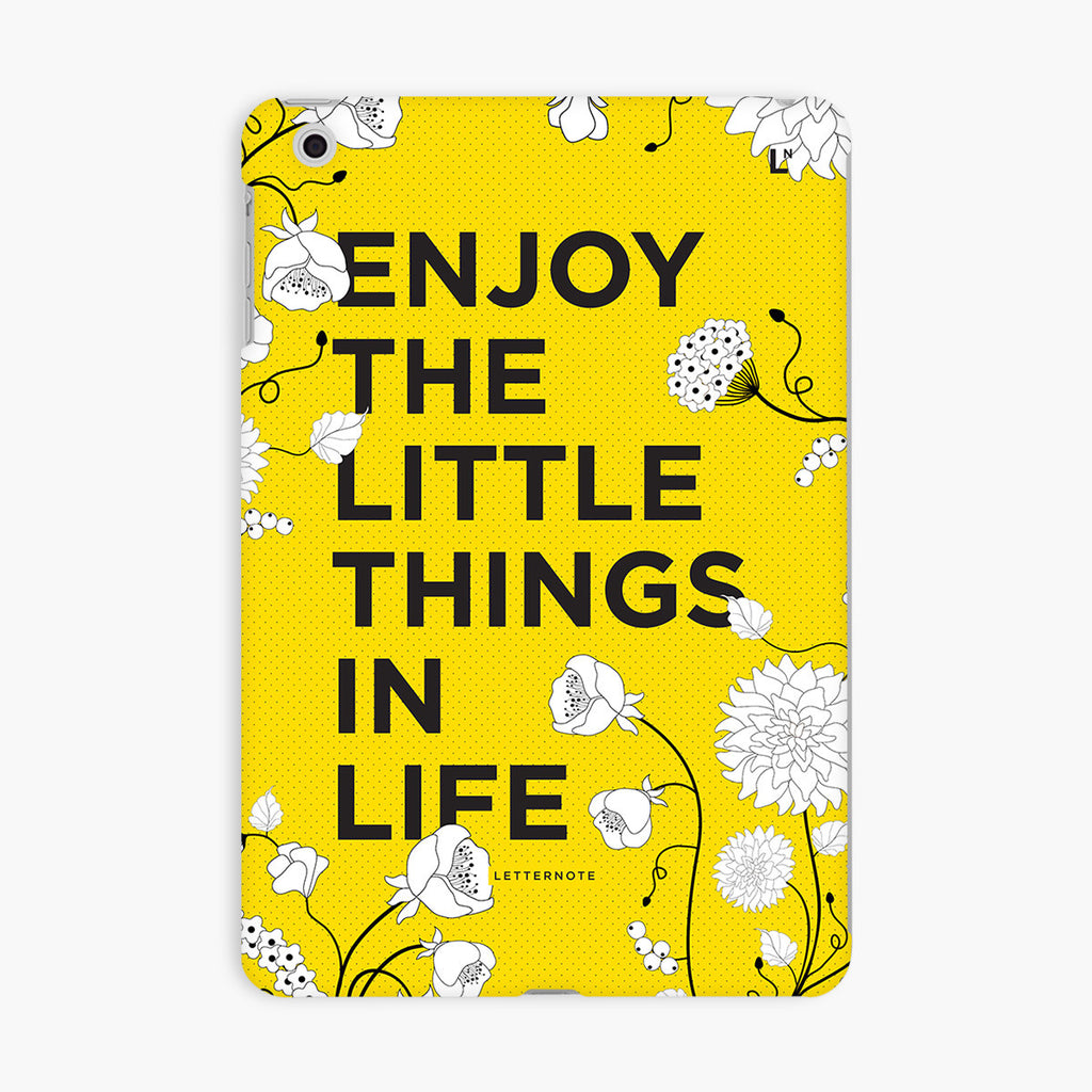 Enjoy Little Things iPad Mini 2 Cover