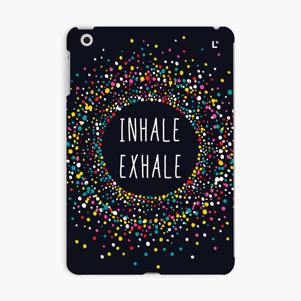 Inhale Exhale iPad Mini 2 Cover