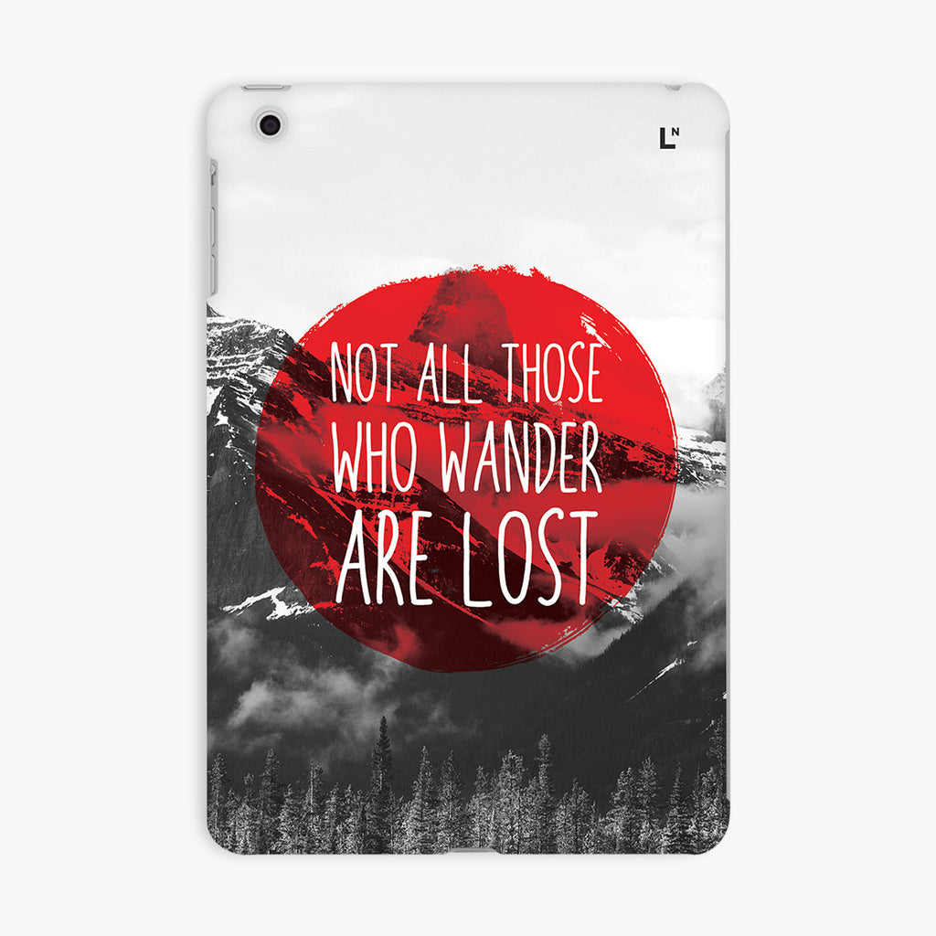 Wanderlust iPad Mini 2 Cover