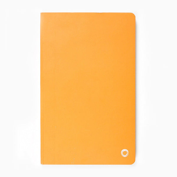 Orange Vivid NoteBook