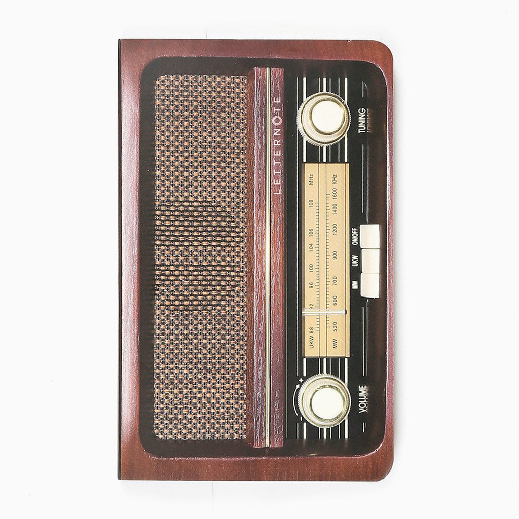 Radio Vivid NoteBook
