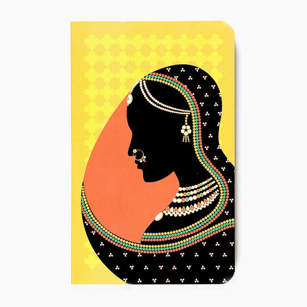 Rajput Queen Vivid NoteBook