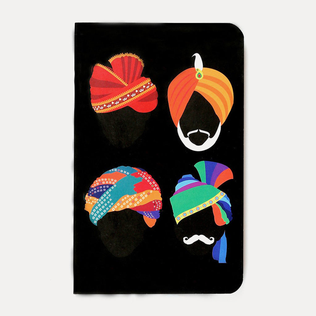 Turban Vivid NoteBook