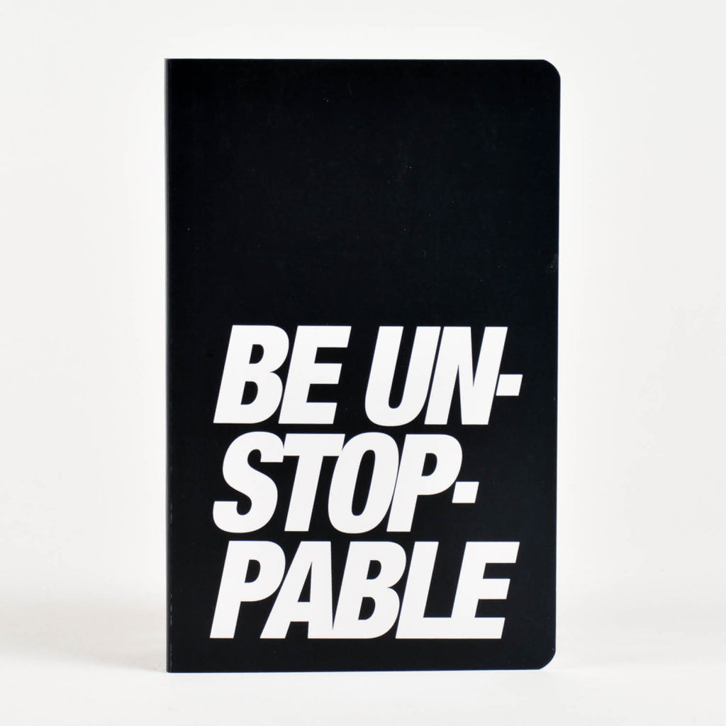 Be Unstoppable Vivid NoteBook