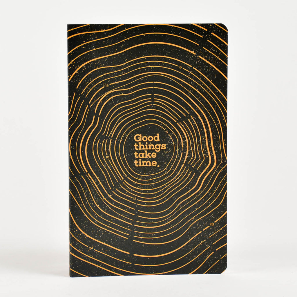 Good Things Take Time Vivid NoteBook