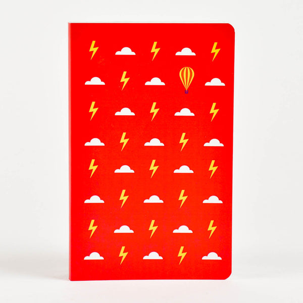 Be Fearless Vivid NoteBook