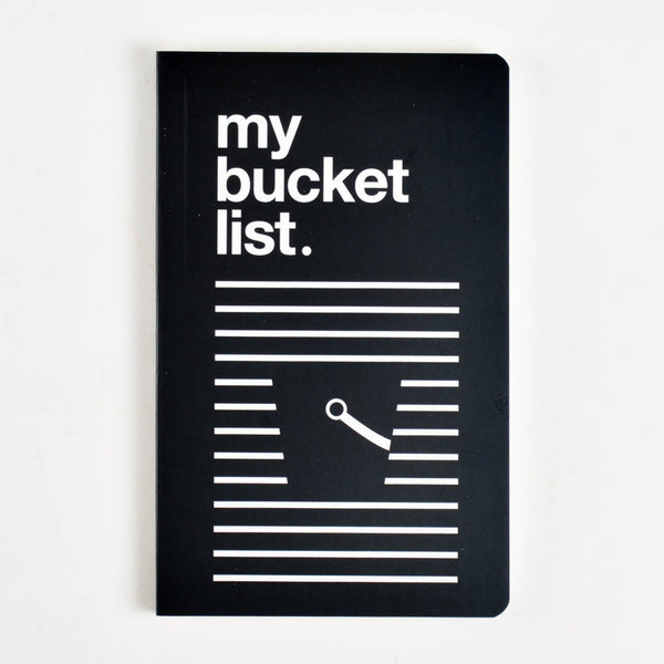 My Bucket List Vivid NoteBook