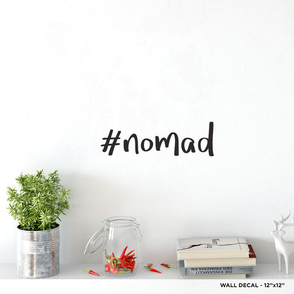 Nomad Wall Decal