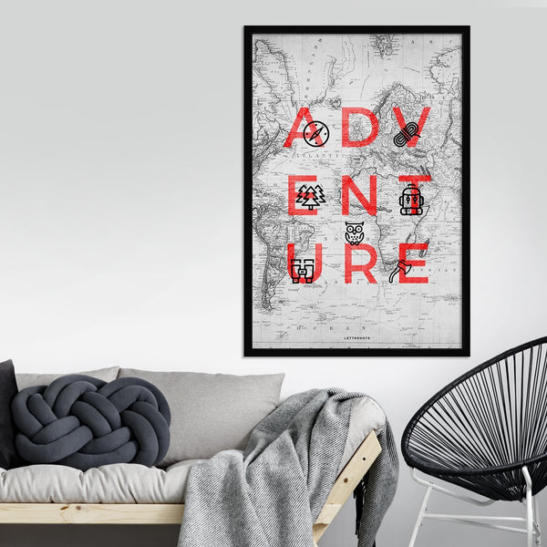 Adventure Framed Art